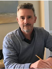 Ian David Coleman Headshot