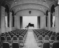 Carl Fischer Concert Hall