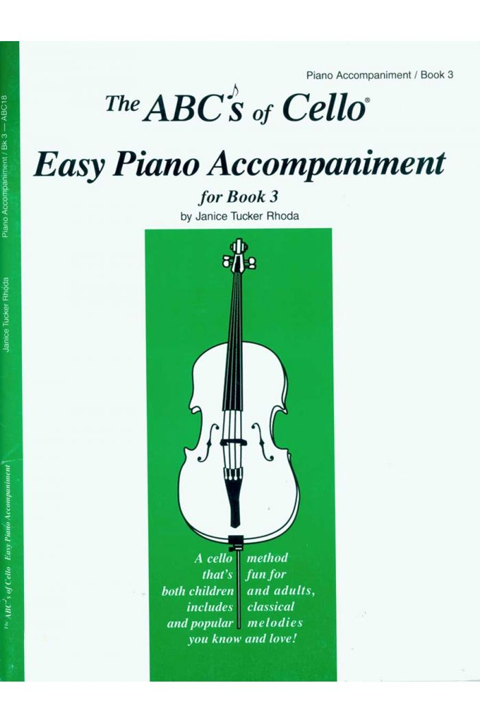 The ABCs of Cello