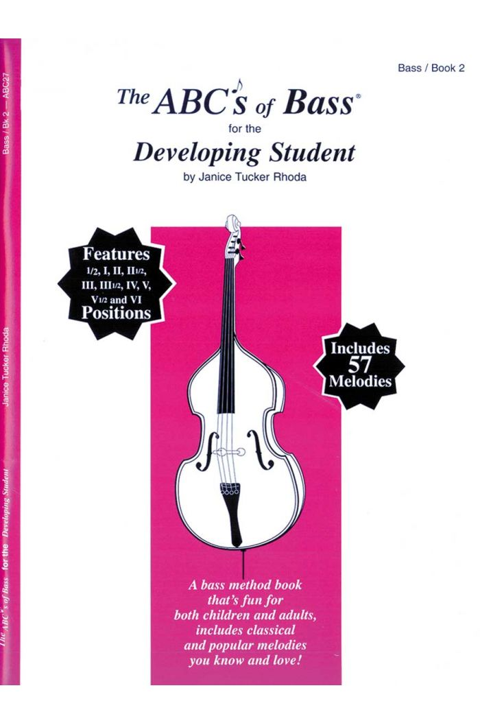 The ABCs of Bass for the Developing Student