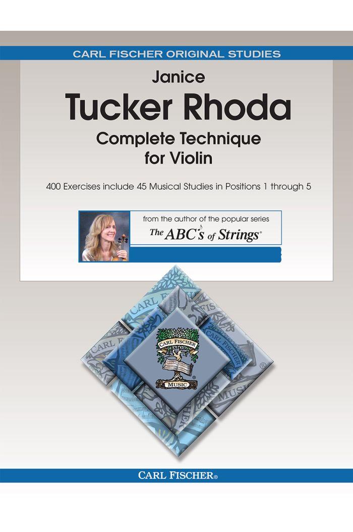 Complete Technique for Violin