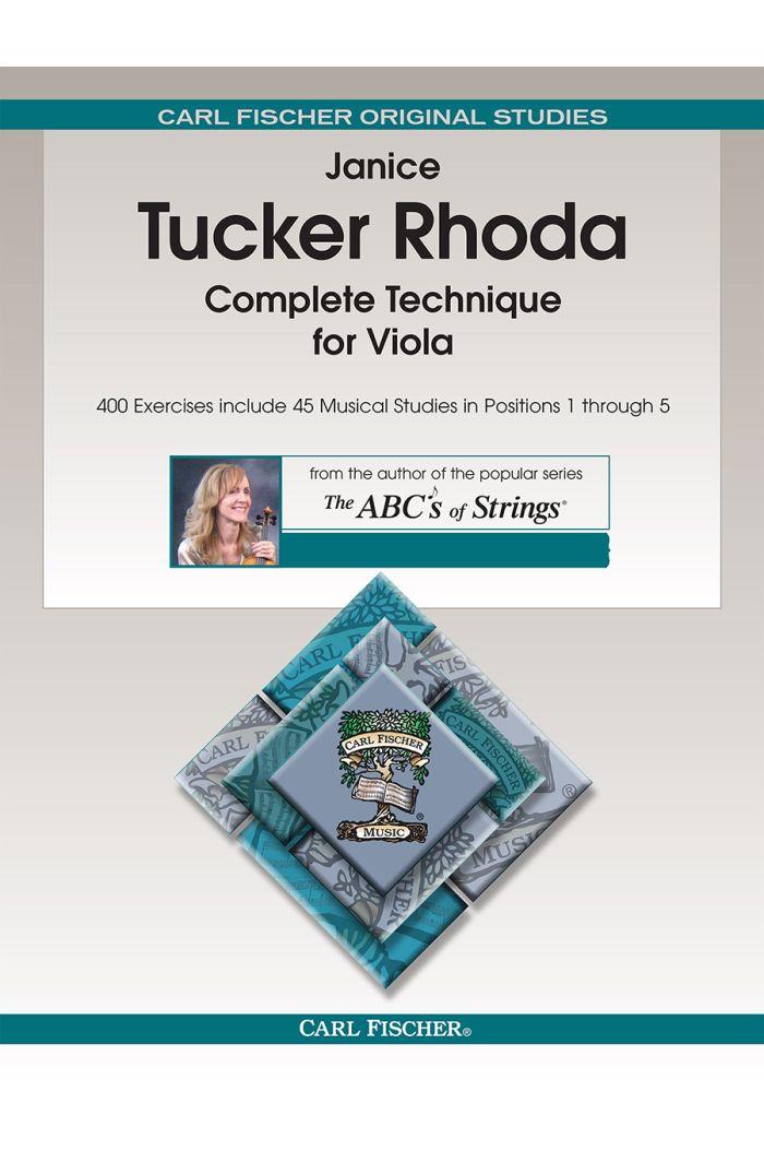 Complete Technique for Viola