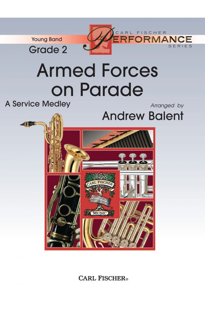 Armed Forces On Parade