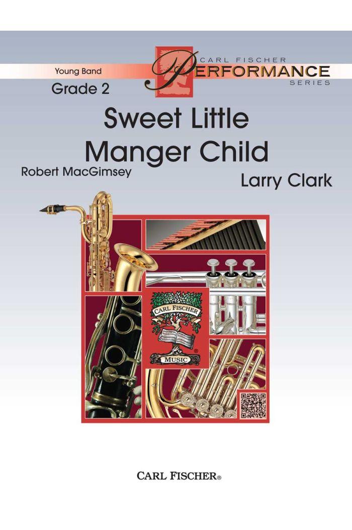 Sweet Little Manger Child