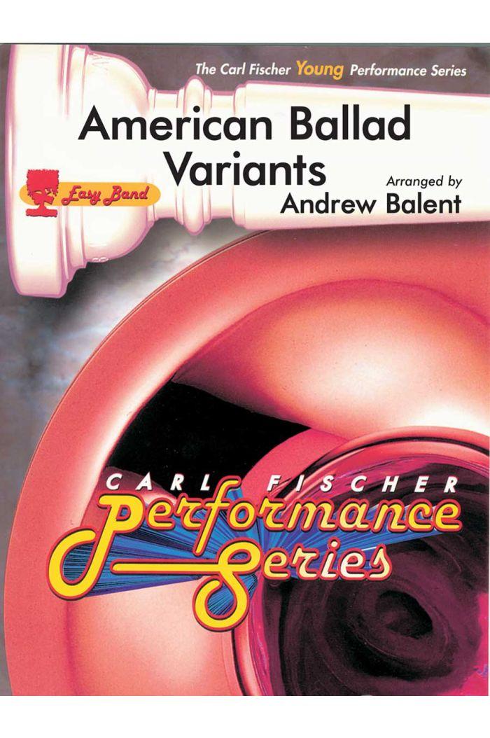 American Ballad Variants